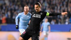 Zlatan ovationné par les supporteurs de Malmö (malgré leur écrasante