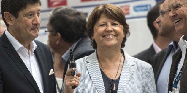 Martine Aubry va faire des propositions pour infléchir la politique économique du