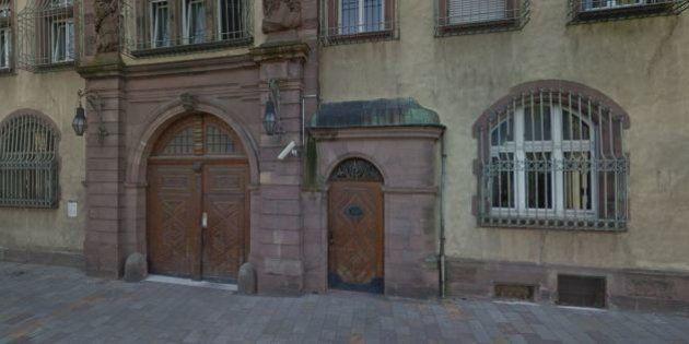 Un psychologue pris en otage par un détenu de la Maison centrale d'Ensisheim, en