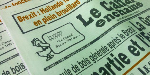 100 ans du Canard Enchaîné: pourquoi la discrétion de ses journalistes est son meilleur argument