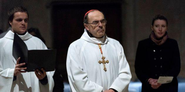 Quatre prêtres écartés du diocèse de Lyon par le cardinal Barbarin pour des faits d'abus