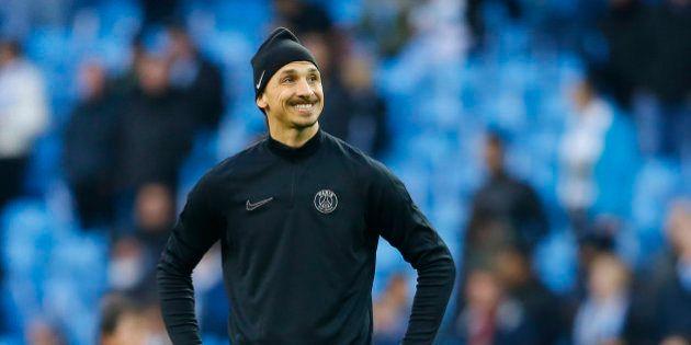 Football Soccer - Manchester City v Paris St Germain - UEFA Champions League Quarter Final Second Leg...