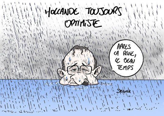 Hollande peut-il