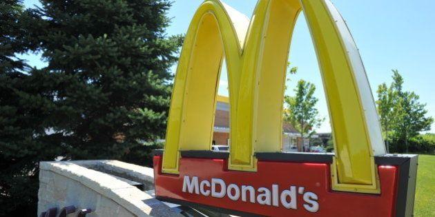 McDonald's teste la réservation de table en