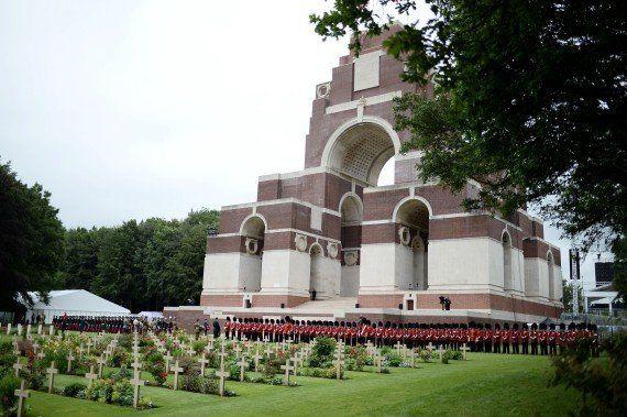Les commémorations franco-britanniques de la bataille de la Somme en