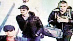 Les photos des kamikazes de l'attentat de l'aéroport d'Istanbul