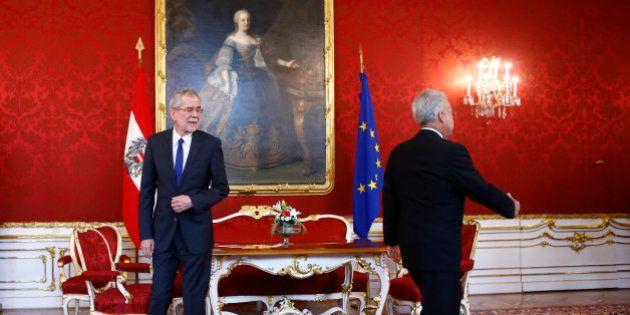 En Autriche, la présidentielle invalidée en raison
