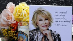 Hollywood rend un dernier hommage à Joan
