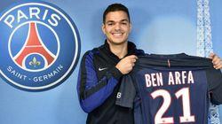 Le PSG officialise l'arrivée de Ben
