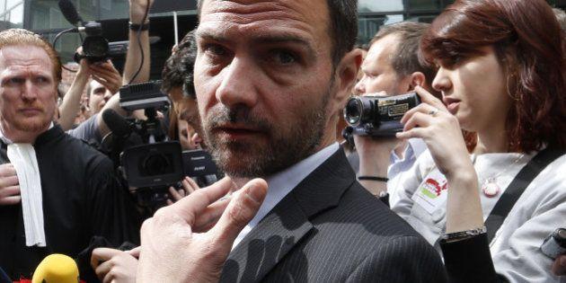 Jérôme Kerviel libre sous bracelet