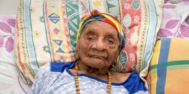 La doyenne des Français, la Guyanaise Eudoxie Baboul, est décédée à 114