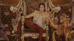 Un live de Michael Jackson plus vrai que