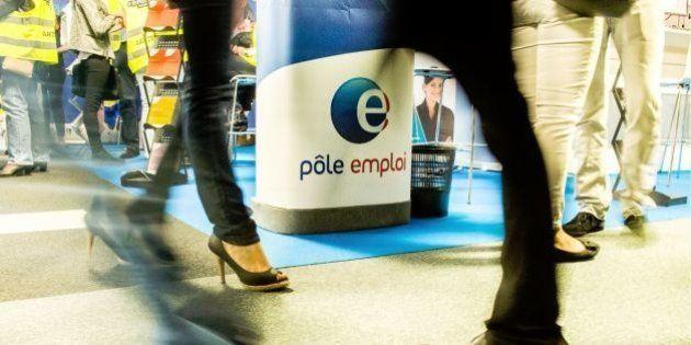 Hausse du chômage en octobre: +1,2% pour la catégorie A, baisse pour les