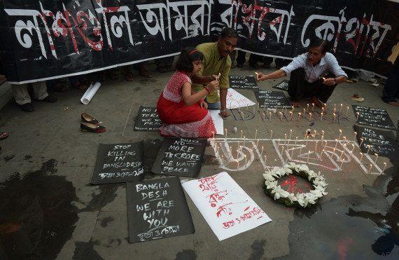 20 morts dans une fusillade et une prise d'otages à Dacca au Bangladesh, Daech