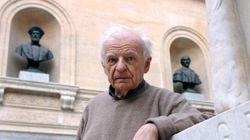 Le poète Yves Bonnefoy est
