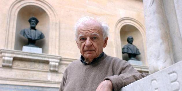 Yves Bonnefoy est mort: le poète et critique d'art est décédé à l'âge de 93