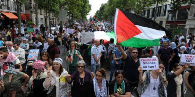 Gaza: de nouvelles manifestations partout en