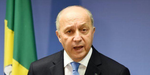 Laurent Fabius n'exclut pas de s'appuyer sur les forces de Bachar al-Assad en