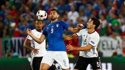 Revivez le quart de finale Allemagne - Italie à