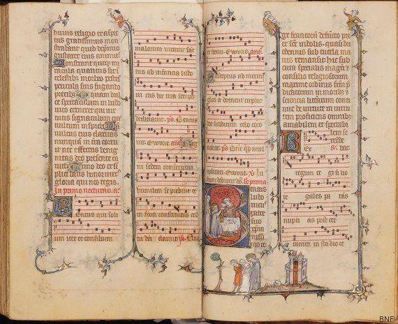 Le bréviaire de Saint Louis-de-Poissy, ce livre pour lequel les Français ont donné 370.000