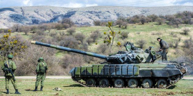 L'Ukraine craint une prétendue