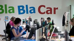 Blablacar lève 200 millions de dollars, record pour une start-up