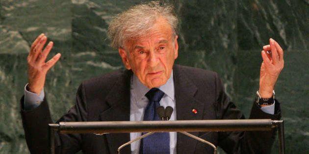 Elie Wiesel, le prix Nobel de la paix, est mort à l'âge de 87