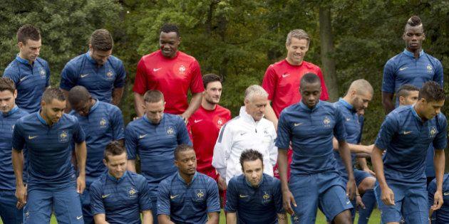 Coupe du monde 2014. Joueurs de l'équipe de France sur Twitter: la composition des Bleus pour le