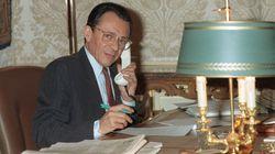 Cambadélis a dévoilé les détails du testament de Rocard sur les hommages qu'il souhaitait