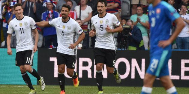 Ces joueurs de l'équipe d'Allemagne qui pourraient rater la demi-finale contre la France (ou l'Islande)...