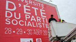 Université du PS annulée: Une première depuis