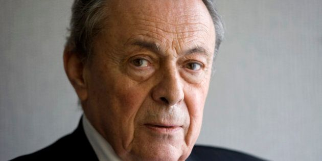 Former French Prime Minister Michel Rocard, who heads the special commission on the
