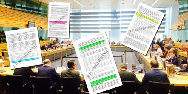 Crise grecque : Ce que l'Eurogroupe exige d'Athènes, des abandons de souveraineté aux dates des périodes...