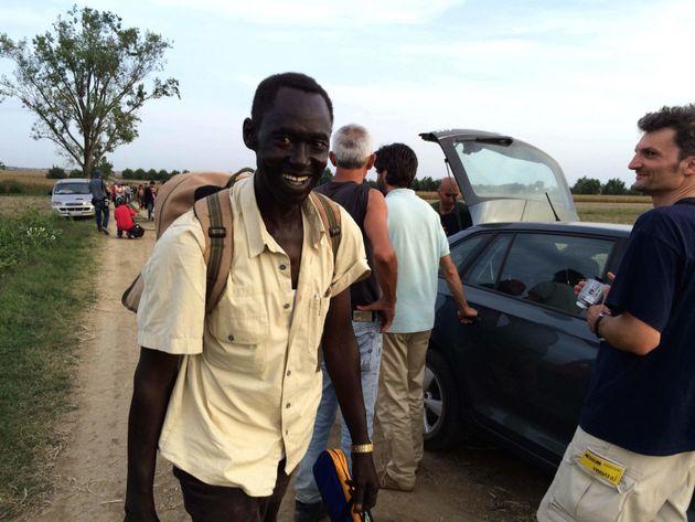 Réfugiés en Croatie : nous sommes allés voir la nouvelle entrée de