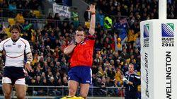 5 gestes de l'arbitre de rugby à connaître pour