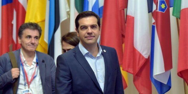 EN DIRECT. Grèce : la zone euro trouve un accord en vue d'un 3ème plan