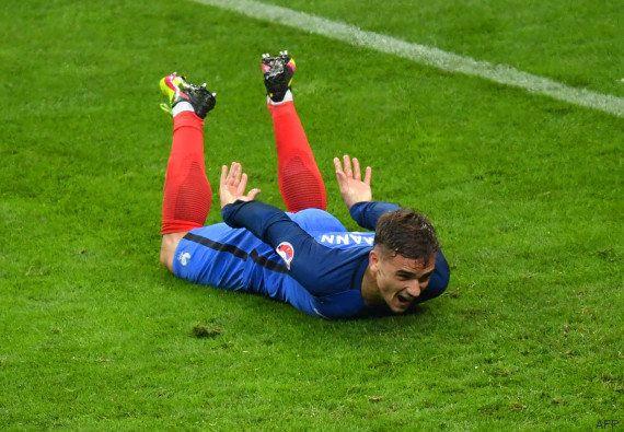 Après le match contre l'Islande, Dimitri Payet a plusieurs bonnes raisons de cirer les pompes d'Antoine