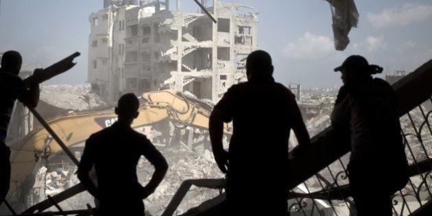 Gaza : un cessez-le-feu de 72h conclu entre le Hamas et