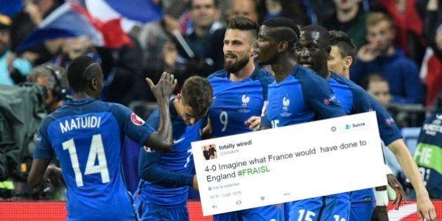 La victoire des Bleus lors de France-Islande fait pleurer de rage les fans