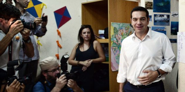 Elections grecques: Syriza et Tsipras toujours soutenus par la gauche alternative