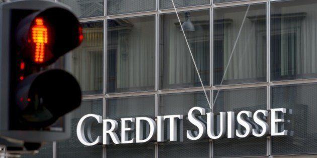 Aide à l'évasion fiscale: la banque Credit Suisse plaide coupable et paiera une amende record aux