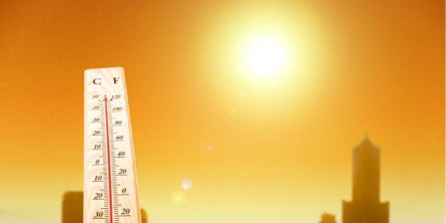 Hausse des températures: le mois d'août 2015 est le plus chaud jamais enregistré sur