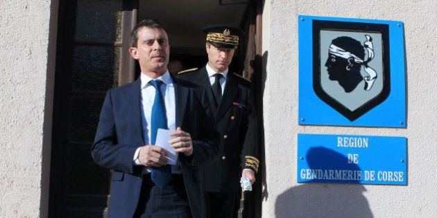 Prisonniers politiques, nationalisme, langue... les dossiers chauds qui attendent Manuel Valls en visite...