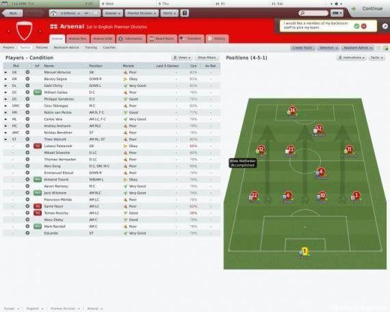 Football Manager officiellement proposé aux recruteurs de