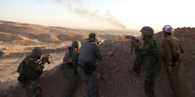 Irak: pourquoi les combattants kurdes sont devenus indispensables face à l'Etat