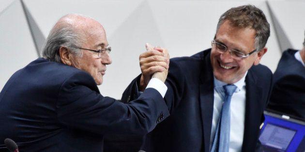 Jérôme Valcke, le bras droit français de Blatter relevé de ses fonctions à la