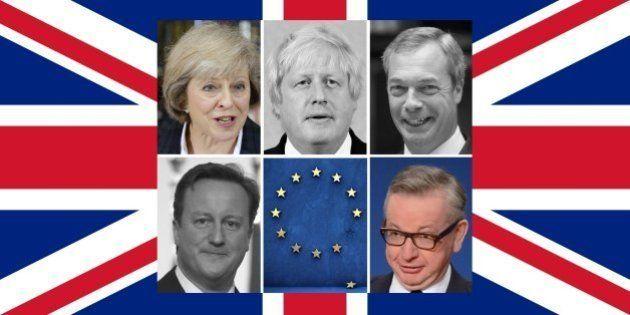 Après Boris Johnson et Nigel Farage, qui pour incarner le Brexit au