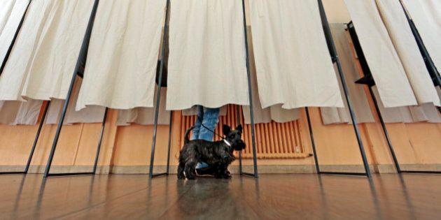 L'abstention aux élections européennes de 2014 vue par les HuffPost de chaque