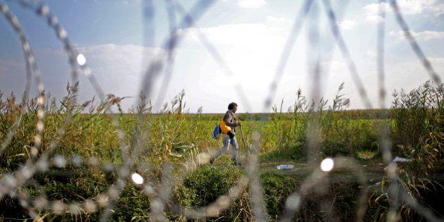 L'Europe s'accorde sur la répartition des réfugiés, au prix d'une fracture avec