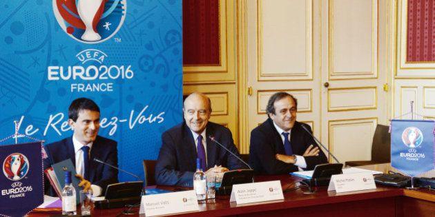Euro 2016: l'UEFA exonérée d'impôts en France pour l'organisation du championnat
